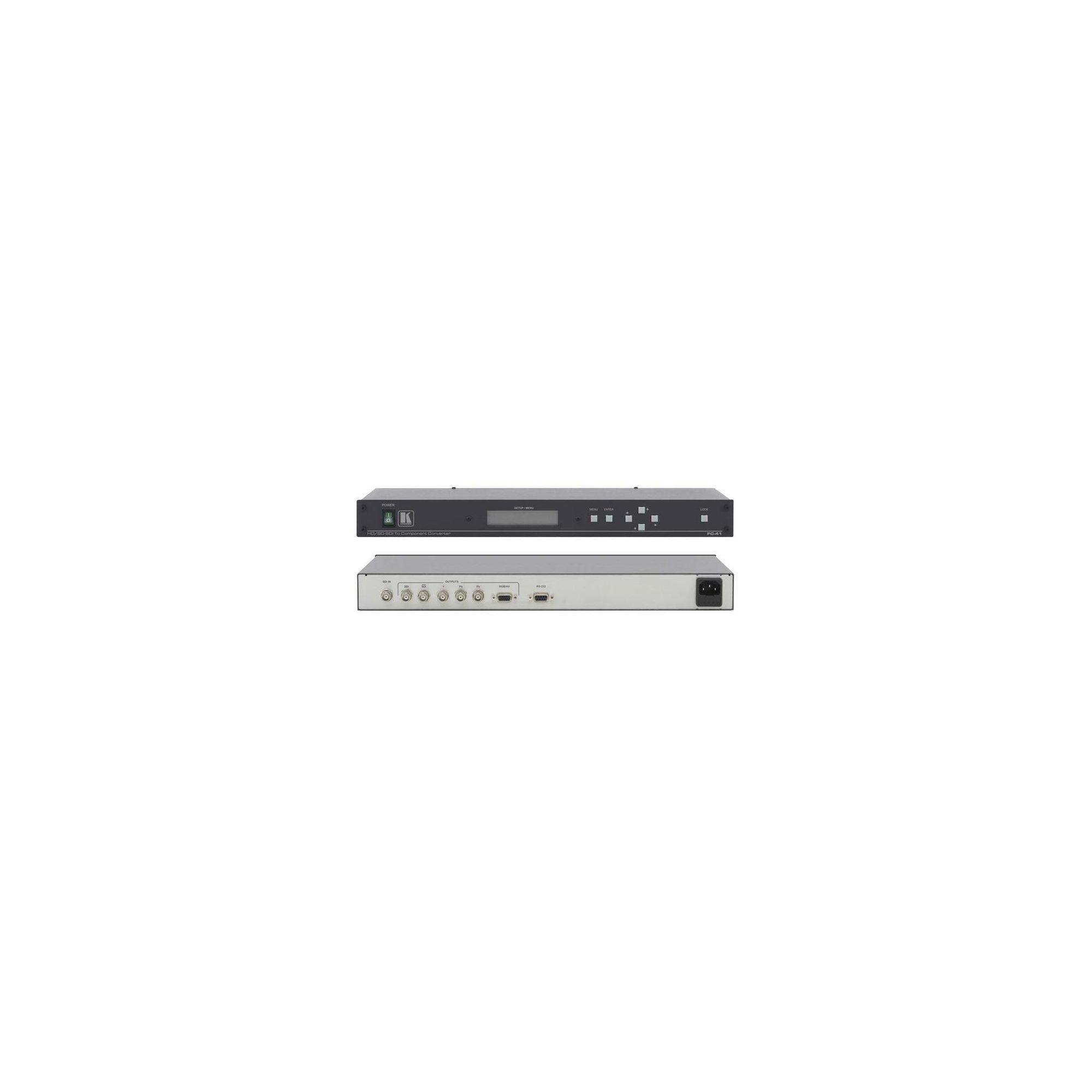 HD-SDI TO COMPONENT HD CONVERTOR at Tesco Direct