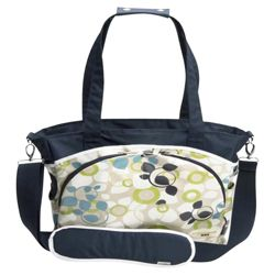 JJ Cole Mode Changing Bag, Blue Vine