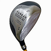Forgan Of St Andrews 1860 Forged Titanium 5 Fairway Wood Pure Graphite Mens Reg