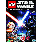 Star Wars Lego: The Empire Strikes Out (DVD)