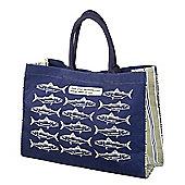 Parlane Nautical Beach Bag - 36 x 52 x 17cm