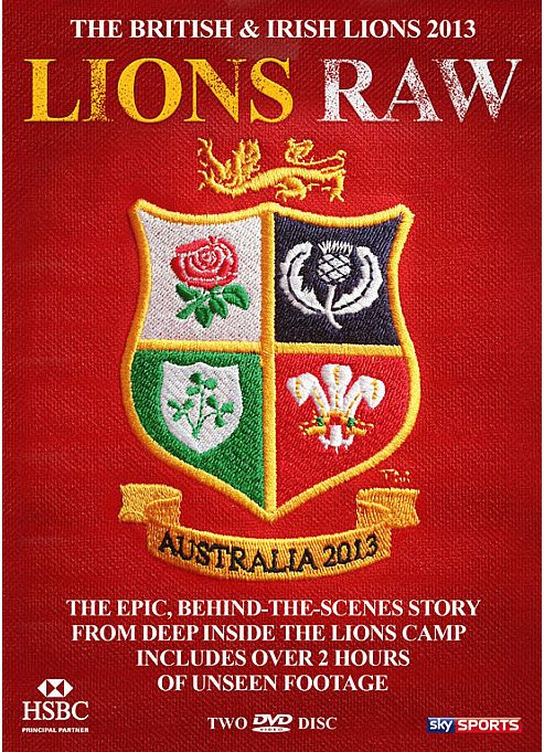 Lions Raw - The British & Irish Lions 2013
