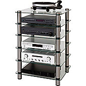 Optimum Prelude Six Shelf Hifi Stand