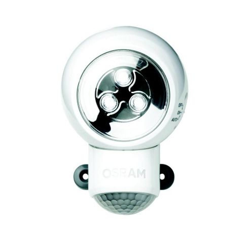 Spylux PIR activated LED Lighting