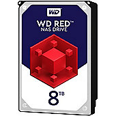WD 8TB Red 128MB 3.5IN SATA 6GB/S NAS Hard Drive