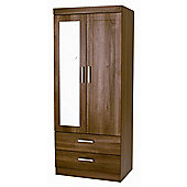 Alto Furniture Visualise Alive Combi 2 Drawer Wardrobe