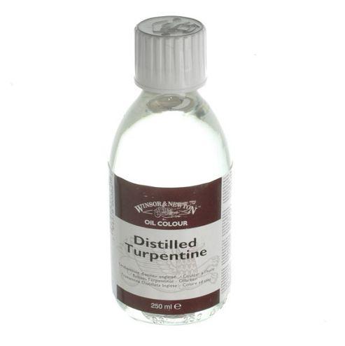 W&N -Distilled Turpentine- 250ml