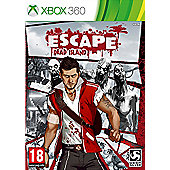 Escape Dead Island Xbox 360