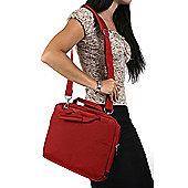 """15.6"""" Black Nylon Laptop Bag with Pockets For The LENOVO 100 151IBD"""