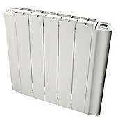 Fondital Alcor FD Electric Aluminium Radiator 580mm high x 564mm wide