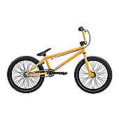 "Scorpion Stigma 20"" Wheel Orange BMX Bike"