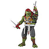 Teenage Mutant Ninja Turtles Movie 2 Deluxe Talking Raphael Action Figure