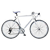 53cm Viking Cote D'Azur 14 Speed 700c Wheel Ladies, White