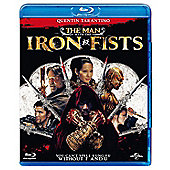 The Man With The Iron Fists (Blu-ray)