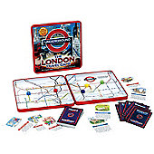 Game - Underground The London Travel Game - Travel Tin