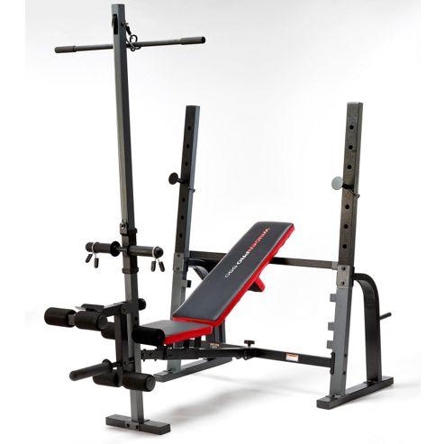 Weider Pro 550 Weight Bench
