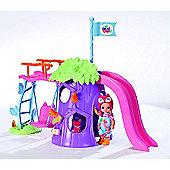Chou Chou Mini Playground Playset