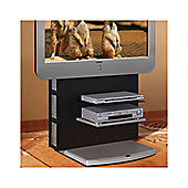 Triskom Wooden TV Stand for LCD / Plasmas with Bracket