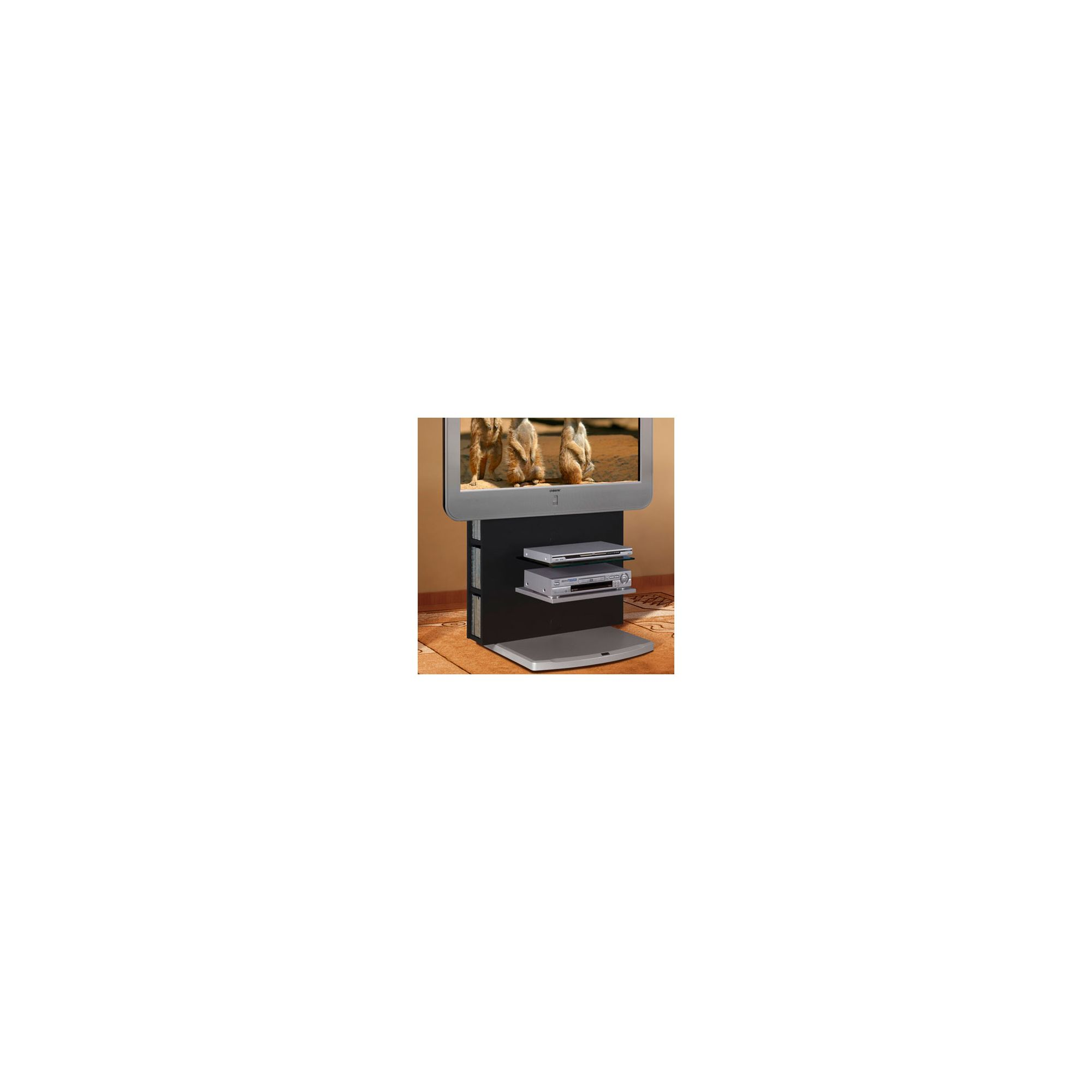 Triskom Wooden TV Stand for LCD / Plasmas with Bracket at Tesco Direct