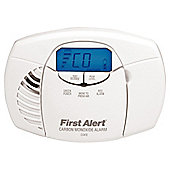 First Alert Digital CO alarm