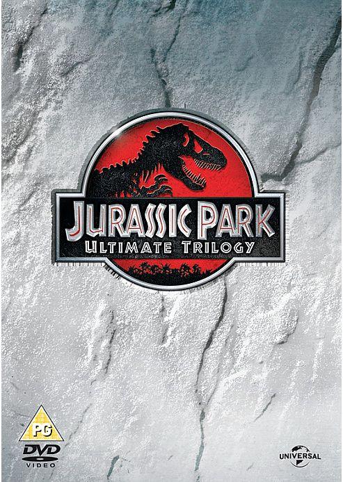 Jurassic Park 1-3 DVD Boxset