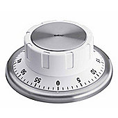 Cilio Premium Safe Style Timer with Magnetic Base, White