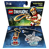 LEGO DIMENSIONS FUN PK WON WOMAN