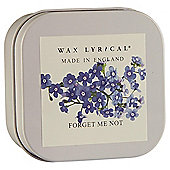 Wax Lyrical Forget Me Knot Filled Tin Candle
