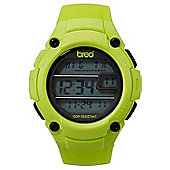 Breo Gents Zone Watch Lime Watch B-TI-ZNE5