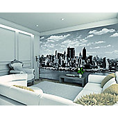 1Wall Manhattan Skyline Wall Mural