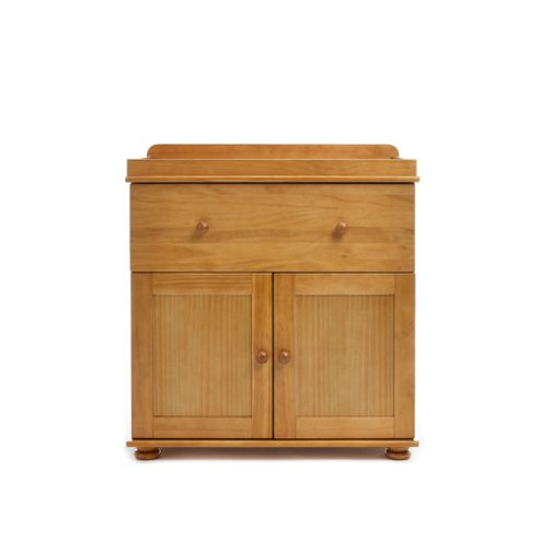 Obaby Closed Changing Unit - Country Pine