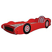 Kidsaw Theme Racing Car Bed Frame