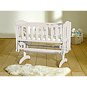 Saplings Glider Crib - Natural