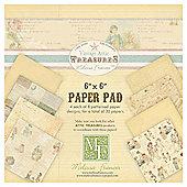 Attic Treasures Printed Paper Pad