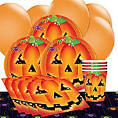 Perfect Pumpkin Party Value Party Pack for 8