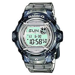 Casio Baby-G Ladies Resin Chronograph Day Date Alarm Watch BG-169R-8ER