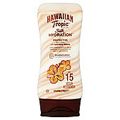 Hawaiian Tropic Silk Hydration Lotion Spf15