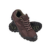 Mountain Warehouse Outdoor Men's Walking Shoes - Brown