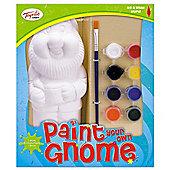 Toyrific Paint Your Own Gnome Set