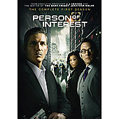 Person Of Interest - Season 1 (DVD Boxset)