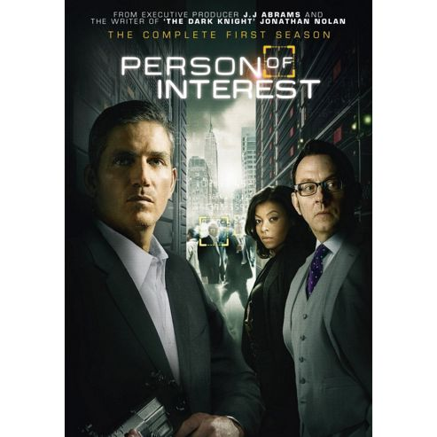 Person Of Interest - Season 1 (DVD Boxset)