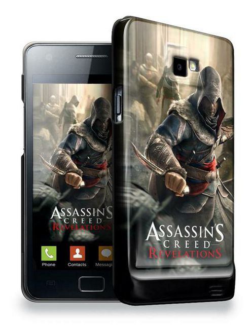 Samsung Galaxy S3 - Official Assassin's Creed Phone Clip Case