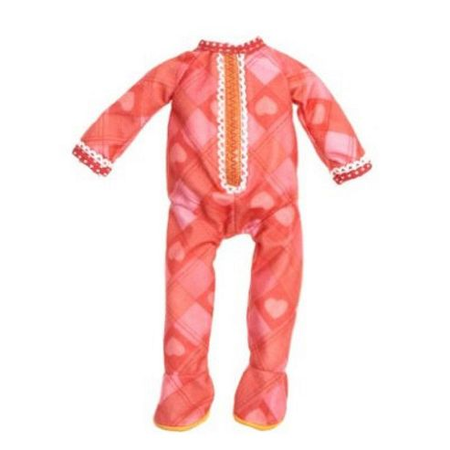Lalaloopsy Red Pajamas Outfit