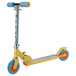 Despicable Me Minion 2-Wheel Inline Scooter