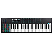 Alesis VI49 Advanced 49 Key USB Midi Keyboard Controller With 16 Velocity-Sensitive RGB Trigger Pads