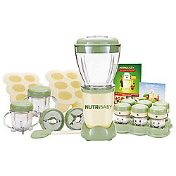Nutribaby 22 Piece Set by Nutribullet