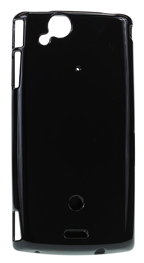Sony Ericsson Original Protective Hard Shell Case for Xperia Arc S - Black