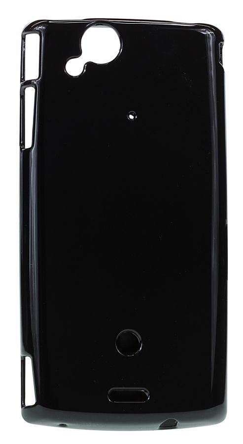 Sony Ericsson Original Hard Shell Case for Sony Ericsson Xperia Arc S - Black