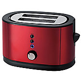 Tesco 2TSS12R 2 Slice Toaster - Red