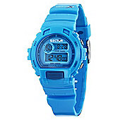Sector Street Mens Plastic Alarm Dual Time Watch R3251172017